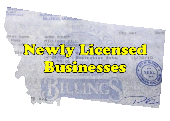 Newly Licensed Businesses – November 2019