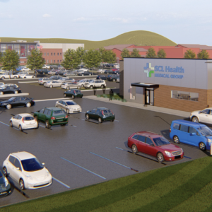 St. V Healthcare Clinic Breaks Ground on Lockwood Campus