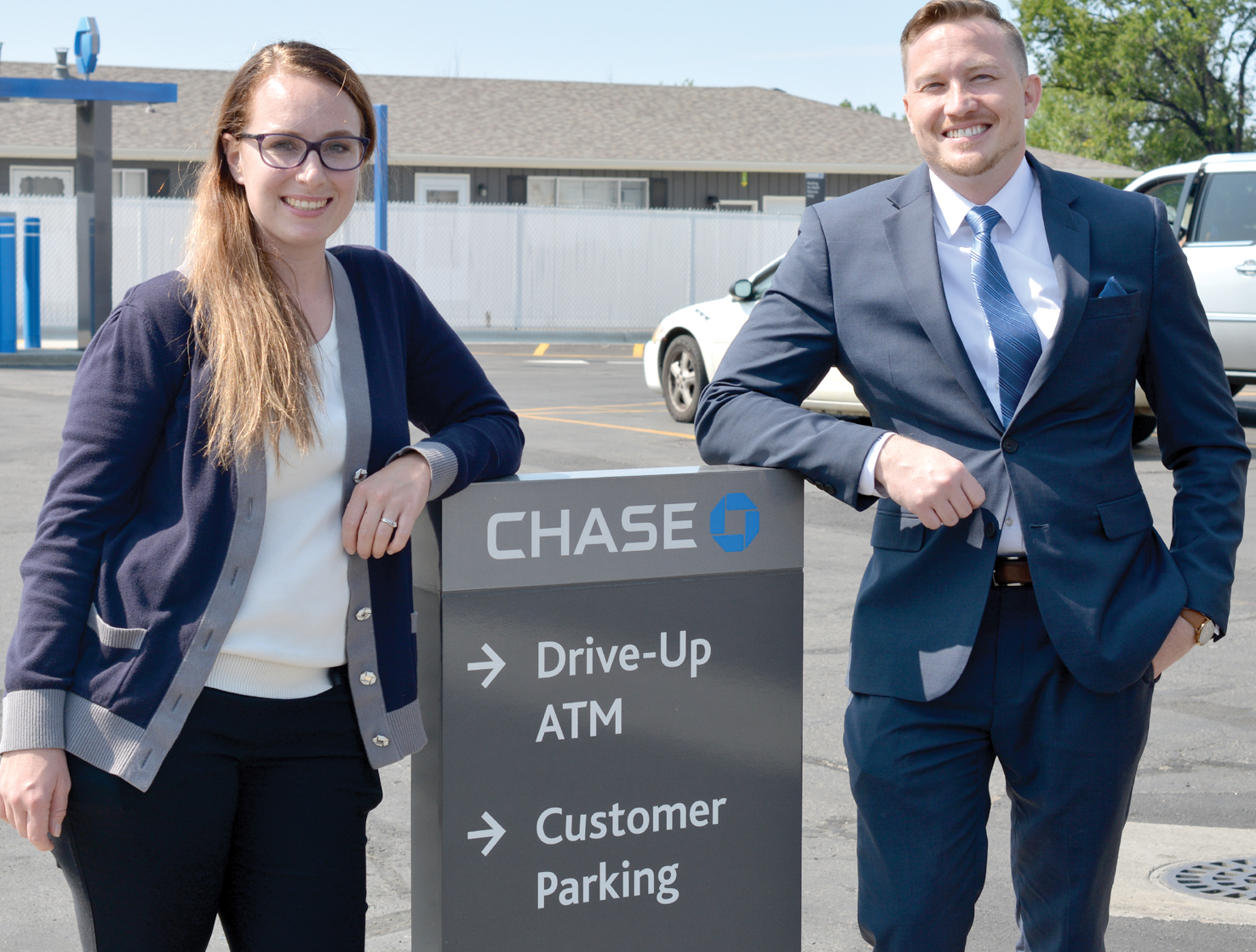Chase Opens First Montana Bank